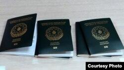 Ümumvətəndaş pasportu