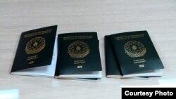 Xarici biometrik pasportlar