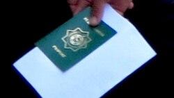 Lebapda we Balkanda biometriki pasport almak işleri wagtlaýyn togtadyldy