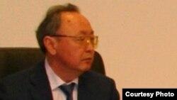 Председатель Верховного суда Казахстана Бектас Бекназаров.