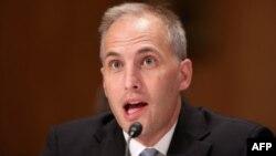 Директор Национального центра по борьбе с терроризмом США Мэтью Олсен.