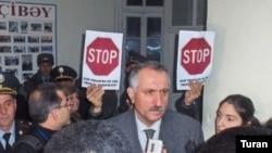 Mehman Əliyev, 25 noyabr 2006