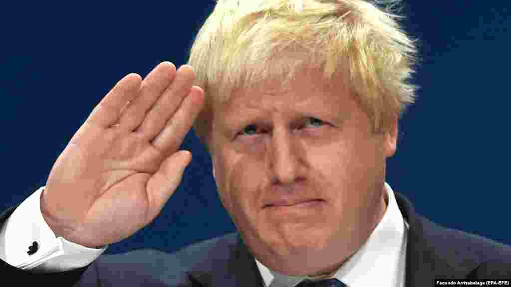 ВЕЛИКА БРИТАНИЈА - Владејачката британска Конзервативна партија соопшти дека на 23 јули ќе биде објавено името на новиот премиер на земјата, при што во трката за функцијата се Борис Џонсон и Џереми Хант.