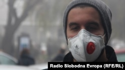 Two cities in Macedonia – Tetovo and Skopje -- were named as the most polluted cities in Europe. (file photo)