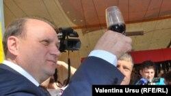 Vasile Bumacov la Festivalul vinului 2013
