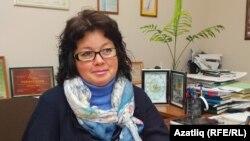 Әлфия Җаббарова