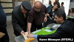 Armenia's parliamentary elections on May 6 were plagued by numerous violations and glitches.