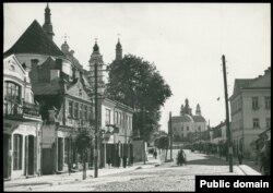 Пінск, 1936