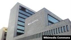 Сградата на Европол в Хага