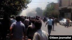 اصفهان. روز پنجشنبه ۱۱ مرداد ۹۷