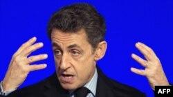 Франция президенты Николя Саркози