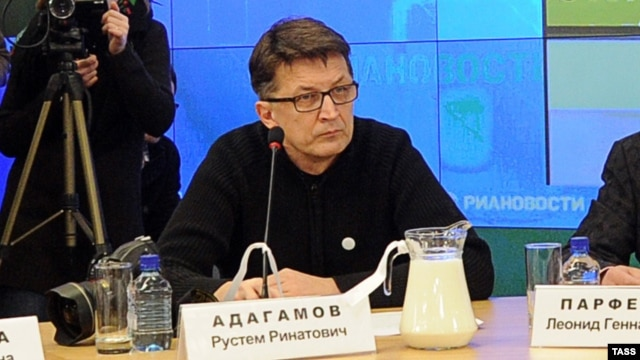 Rustem Adagamov says he now intends to blog about European culture and traditions.