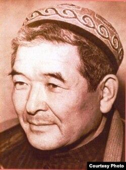 Узбекали Джанибеков.