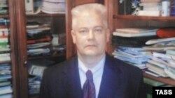 "Germaniýaly ""professor"" Lorenz Haag"