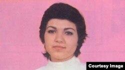 ژيلا الماسی از اعضای تيم شمشيربازی که فاتح بازی های آسيايی ۱۹۷۴ تهران شدند