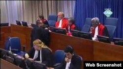 Suci na suđenju Karadžiću, 27. rujan 2011.