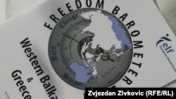 Publikacija Barometar slobode