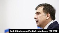 Mikheil Saakashvili, foto nga arkivi