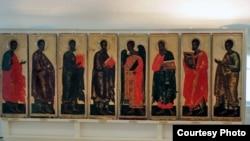 Далеко не все уникальные иконы псковского музея-заповедника нашли место в постоянной экспозиции