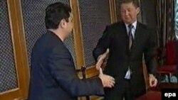 """Глава """"Газпрома"""" Алексей Миллер и глава """"Нафтогаза"""" Алексей Ивченко пришли к компромиссу"""