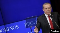 Թուրքիայի նախագահ Թայիփ Էրդողան