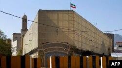نمایی از سفارت ایران در صنعا (عکس از آرشیو)