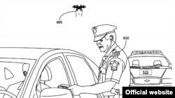 Amazon запатентовала полицейского дрона-напарника