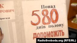 Мати полоненого вже перестала рахувати дні, коли їїї син перебуває у у в'язниці угруповання «ДНР»