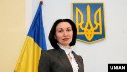 Голова Вищого антикорупційного суду Олена Танасевич