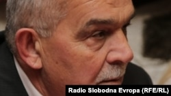 Цветомир Угриноски, градоначалник на Вевчани.