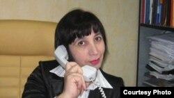 Directoarea Maria Parfionova