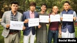 برخی از قهرمانان ورزش افغانستان
