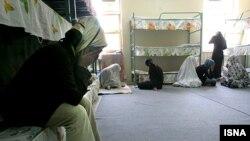 بند زنان زندان اوین