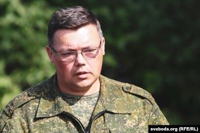 Намесьнік камандзіра брыгады палкоўнік Іван Марыеў