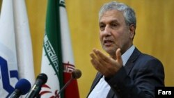 """Ali Rabiee, Iran Presidential Spokesman, says the death toll of 1500 for the November protests given in a Reuters report is """"a lie"""". FILE PHOTO"""