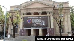 "Teatrul Naţional ""Mihai Eminescu"" din Chisinau"