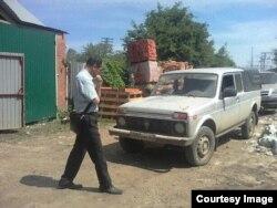 Автомобиль Толика, на котором он развозил продукцию по рынкам Самары