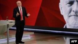 Лидер Лейбористской партии Великобритании Джереми Корбин (архивное фото)