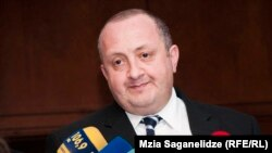 Georgian President Giorgi Margvelashvili publicly questioned the rationale for replacing Defense Minister Mindia Janelidze, who was appointed in early November 2014.