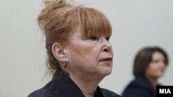 Вилма Русковска, обвинителка.