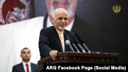 محمد اشرف غنی