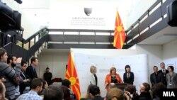 Прес-конференција на Специјалното јавно обвинителство, архивска фотографија