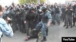 Пратэстная акцыя апазыцыі, Масква, травень 2012