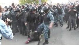 Мітинг опозиції 6 травня в Москві