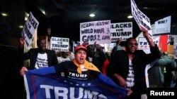АКШдагы Трамптын жактоочулары