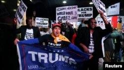 هواداران ترامپ در نیویورک