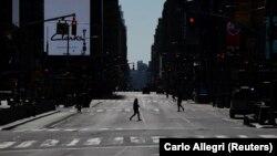 Деса ду урамаш Нью-Йоркехь
