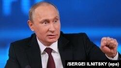 Ініціатором законопроекту є Володимир Путін