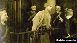Уривок з фільму «Алім» (1926)