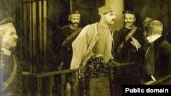 Кадр із фільму «Алім» (1926 рік)